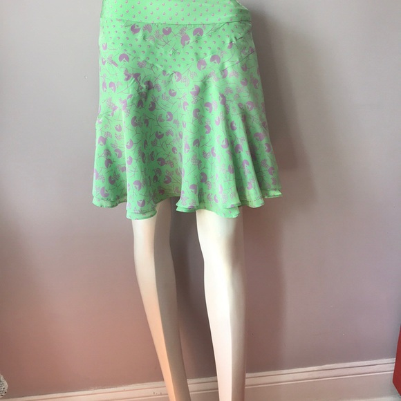 Marc Jacobs Dresses & Skirts - Mark Jacobs Silk Floral Skirt Sz. 6